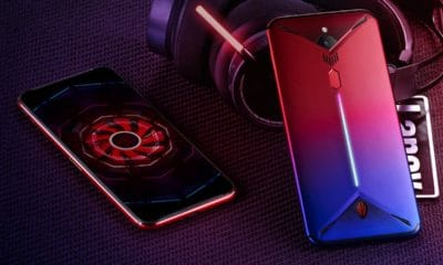 ZTE Nubia Red Magic 5G Price in Singapore