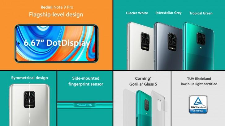 Xiaomi Redmi Note 9 Pro Price In Pakistan Getmobileprices