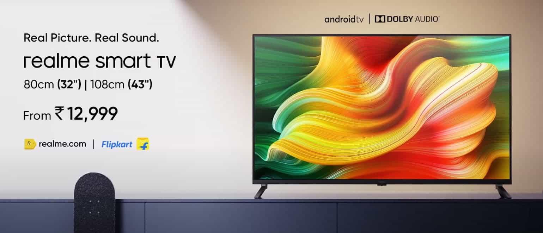 realme 32 inch tv