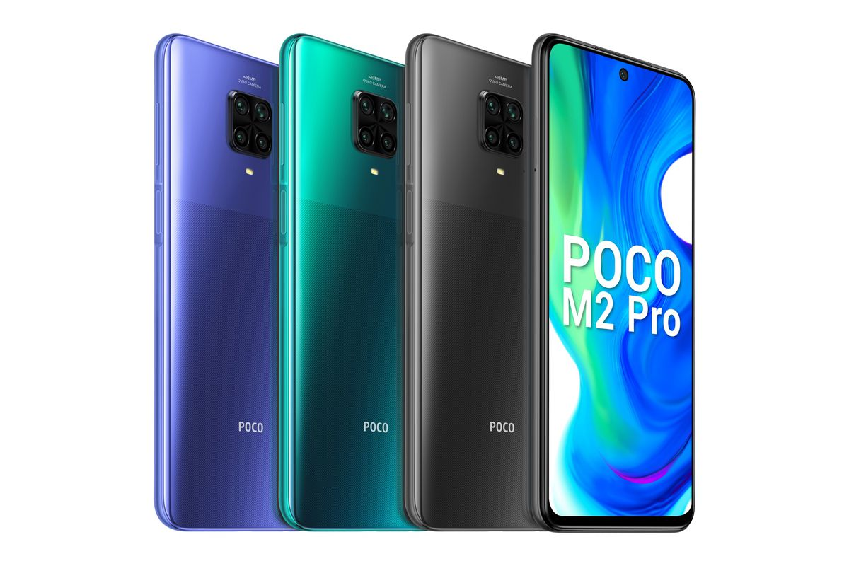 Xiaomi Poco M2 Pro Price In Singapore Getmobileprices