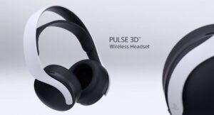 PS5 Wireless Headphone